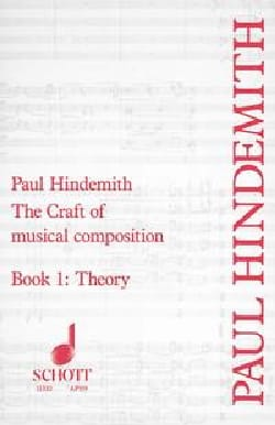 The Craft of musical composition, volume 1 : Theory laflutedepan