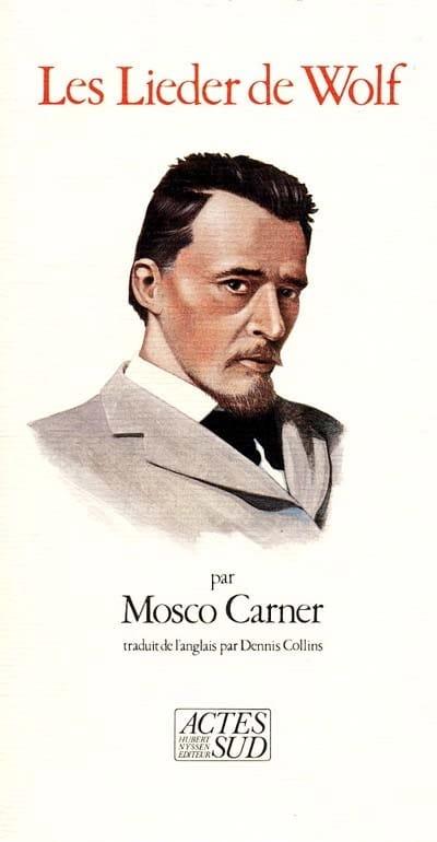 Les Lieder de Wolf - Mosco CARNER - Livre - laflutedepan.com