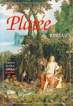 Avant-scène opéra (L'), n° 189 : Platée RAMEAU Livre laflutedepan