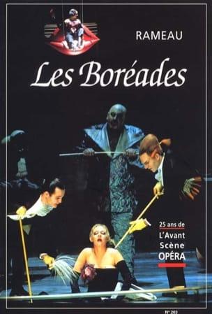 Avant-scène opéra (L'), n° 203 : Les Boréades RAMEAU laflutedepan