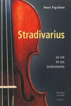 Stradivarius Henri PIGAILLEM Livre Les Instruments - laflutedepan