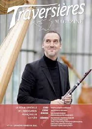 Traversières Magazine, n°133 (2e trimestre 2020) - laflutedepan.com
