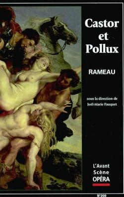 Avant-scène opéra (L'), n° 209 : Castor et Pollux RAMEAU laflutedepan