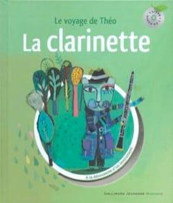 La clarinette - Le voyage de Théo : à la découverte d'un instrument laflutedepan