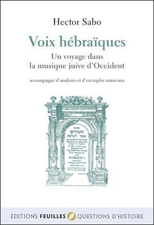 Voix hébraïques Hector SABO Livre Les Pays - laflutedepan