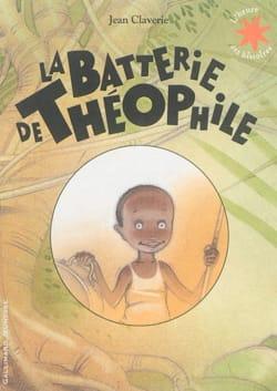 La batterie de Théophile Jean CLAVERIE Livre laflutedepan