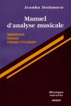 Manuel d'analyse musicale, vol. 2 : Variations, sonates, formes cycliques laflutedepan