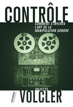 Contrôle Juliette VOLCLER Livre Les Sciences - laflutedepan