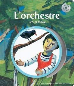 L'orchestre - Léo et Marie Leigh SAUERWEIN Livre laflutedepan