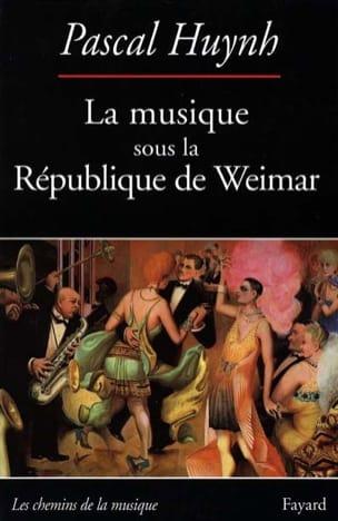 La musique sous la République de Weimar : musique et engagement laflutedepan