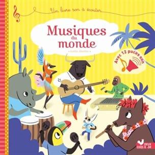 Musiques du monde Sophie MULLENHEIM Livre laflutedepan