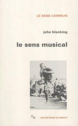 Le sens musical John BLACKING Livre Les Pays - laflutedepan