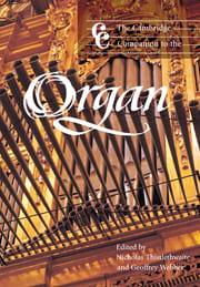 The Cambridge Companion to the Organ laflutedepan