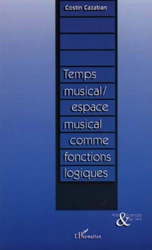 Temps musical-espace musical comme fonctions logiques laflutedepan