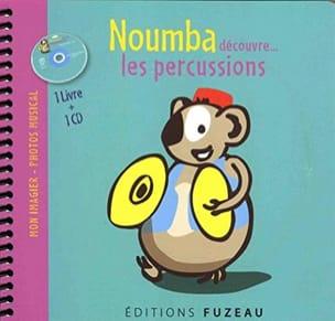 Noumba découvre... les percussions Collectif Livre laflutedepan