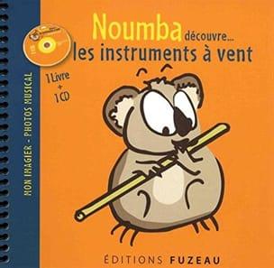 Noumba découvre... les instruments à vent Collectif Livre laflutedepan