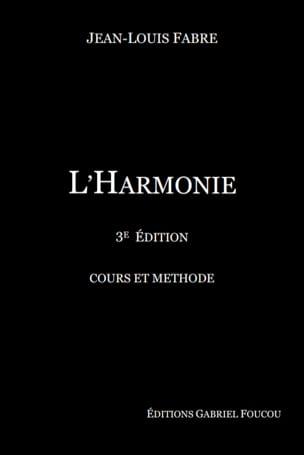 FABRE Jean-Louis - L' Harmonie - Livre - di-arezzo.ch