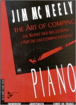 The art of comping / L'art de l'accompagnement- Piano laflutedepan