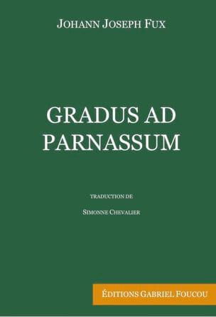 FUX Johann Joseph - Gradus ad Parnassum - Livre - di-arezzo.fr