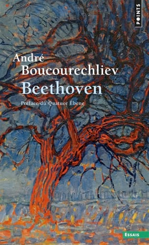 André BOUCOURECHLIEV - Beethoven - Livre - di-arezzo.fr
