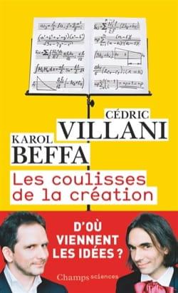 Les coulisses de la création BEFFA Karol / Villani Cédric laflutedepan