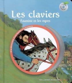 Les claviers : Faustine et les ogres laflutedepan