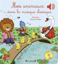 Mes animaux dans la musique classique Séverine CORDIER laflutedepan