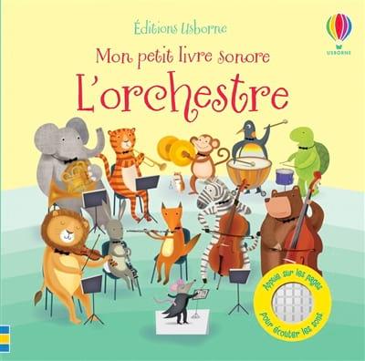 L'orchestre - COLLECTIF - Livre - laflutedepan.com