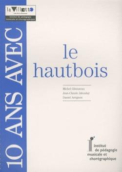 10 Ans Avec Le Hautbois Giboureau / Jaboulay / Arrignon laflutedepan