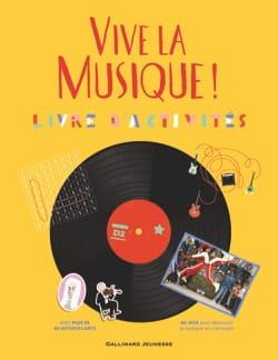 Vive la musique ! Béatrice FONTANEL Livre laflutedepan