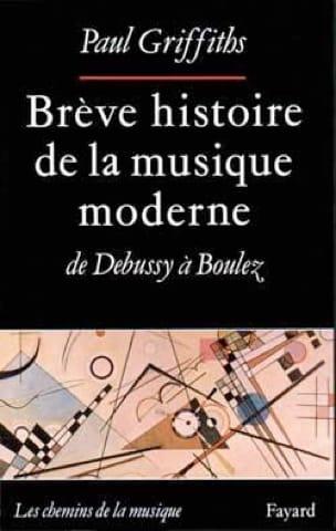 Brève histoire de la musique moderne - laflutedepan.com