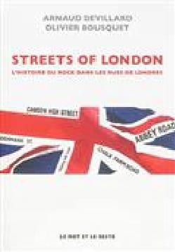 Streets of London: l'histoire du rock dans les rues de Londres - laflutedepan.com