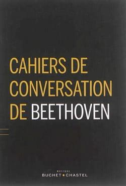Cahiers de conversation de Beethoven BEETHOVEN Livre laflutedepan