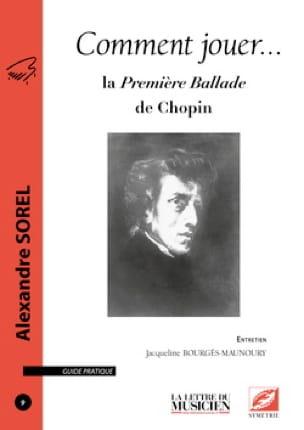 Comment jouer... la Première Ballade de Chopin - laflutedepan.com