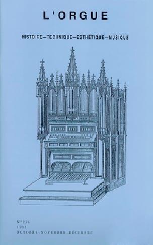 L'Orgue n°236 - Revue - Livre - Les Instruments - laflutedepan.com