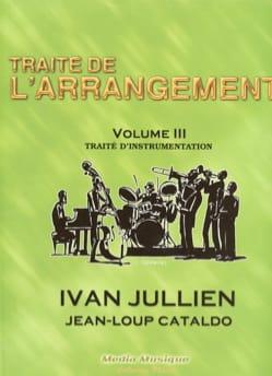 Traité de l'arrangement, vol. 3 Ivan JULLIEN Livre laflutedepan