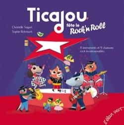 Ticajou fête le rock'n roll - Christelle SAQUET - laflutedepan.com