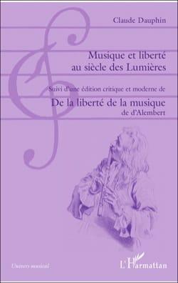Musique et liberté au siècle des Lumières Claude DAUPHIN laflutedepan