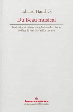 Du beau musical : contribution à la réforme de l'esthétique musicale laflutedepan