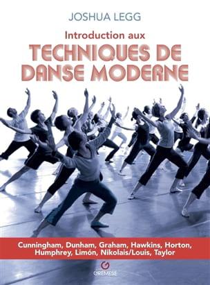 Introduction aux techniques de danse moderne - laflutedepan.com