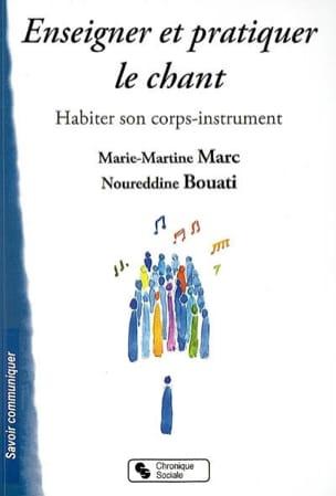 Enseigner et pratiquer le chant : habiter son corps-instrument - laflutedepan.com
