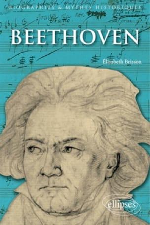 Beethoven - Élisabeth BRISSON - Livre - Les Hommes - laflutedepan.com