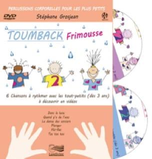 Toumback Frimousse - Stéphane GROSJEAN - Livre - laflutedepan.com