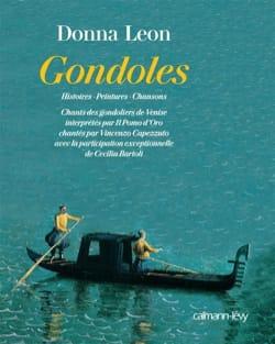 Gondoles : histoires, peintures, chansons - laflutedepan.com