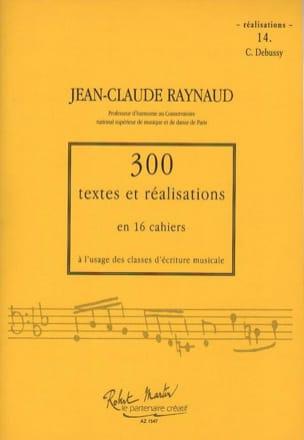 300 Textes et Realisations Cahier 14 (Realisations): C.Debussy laflutedepan