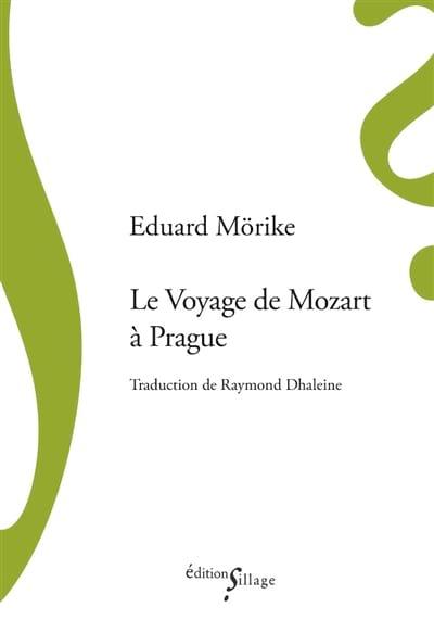 Le voyage de Mozart à Prague - Eduard MÖRIKE - laflutedepan.com