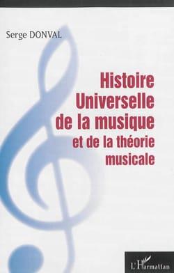 Histoire universelle de la musique et de la théorie musicale laflutedepan