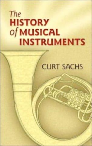 The history of musical instruments (Livre en anglais) - laflutedepan.com