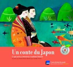 Un conte du Japon : ce qui arriva à monsieur et madame Kintaro laflutedepan