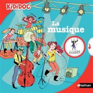 La musique - BILLIOUD Jean-Michel - Livre - laflutedepan.com